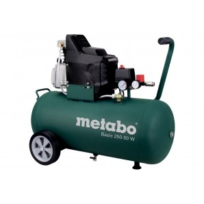 Portable Air Compressor BASIC 250-50 W OF