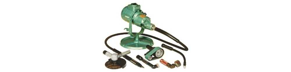 Flexible Shaft Grinder Polishers Authorized Dealer and Manufacturer in India